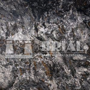 Metalicus, Metallicus, łupek brazylijski, kamień naturalny z Brazylii, Brazylia, efektowy kamień na ścianę, połysklujacy granit na ścianę