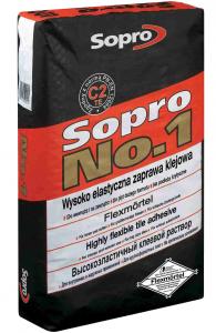 Sopro No.1 (400), profesjonalne produkty dla kamieniarzy