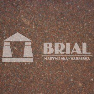 Tołkowski poler, ukraiński granit, czerwony granit na schody, granit na posadzkę do kościoła, granit na posadzkę